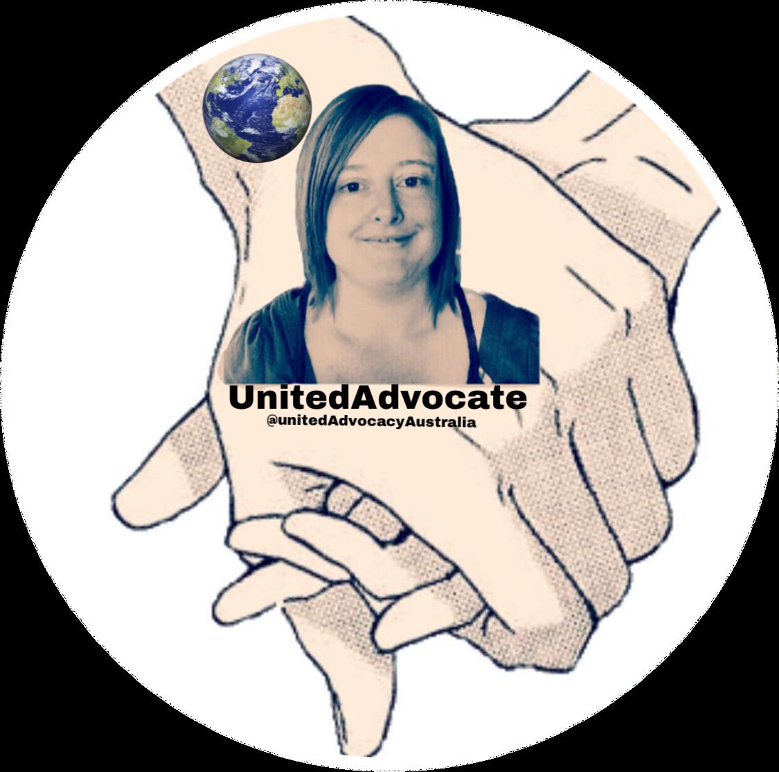 United Advocacy Australia-United We Stand Hand to Hand